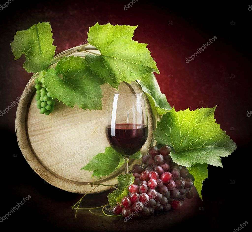 Red Wine — Stock Photo #10679705