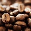 Coffee Close-up. Selective Focus — Lizenzfreies Foto