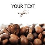 Coffee Border — Stock Photo #10680569