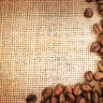 Coffee Border — Stock Photo #10680576