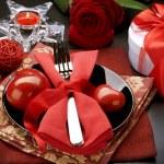 Valentine Romantic Dinner — Stock Photo #10680774