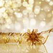 Christmas Ribbon — Stock Photo