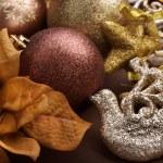 décorations de Noël. Vintage Style — Photo