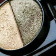 Eye Shadow Closeup. Professional Make-up - 图库照片