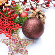 Christmas Background — Stock Photo #10681394