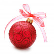 Christmas bauble — Stockfoto #10681731