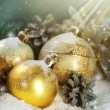 Christmas — Stock Photo #10681892