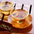 Tea .Traditional Chinese Tea Ceremony — Stock Photo