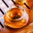 Tea .Traditional Chinese Tea Ceremony — Stock Photo #10682044