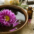 Aromatherapy. Essential Oil. Spa Treatment — Foto de Stock