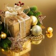 Christmas Gifts — Stock Photo #10682329