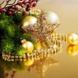 Christmas Decorations — Stockfoto #10682355