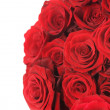 Stock Photo: Big Roses Bouquet