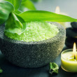 spa treatments — Stock Photo