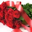 Rose rosse — Foto Stock