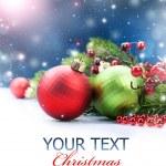 Christmas — Stock Photo #10683257