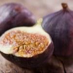 Ripe Fig Fruits — Stock Photo
