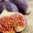 Figs Fruits close-up — Stok fotoğraf