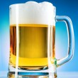 Mug Of Beer — Stock Photo #10684290