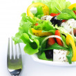 Greek Salad — Stock Photo #10684376