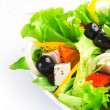 Stock Photo: Healthy Salad