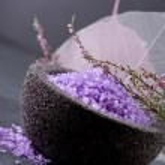 Lavender Spa — Stock Photo #10684399