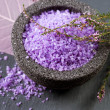 Lavender Spa Treatment — Foto de Stock