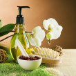Spa And Body Care Treatment — Stockfoto