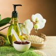 Spa And Body Care Treatment — Stock Photo