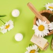 Spa Treatments With Chamomile — Stock Photo #10684899