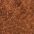 Cocoa Powder Background. Chocolate - Stock Photo