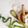 Herbal Spa — Stock Photo