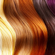 Hair Colors Palette — Foto Stock #10685520