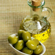 Extra Virgin Olive Oil - Stockfoto
