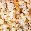 Popcorn Background - 图库照片