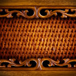 Rattan Furniture Detail.Abstract Background — Stock Photo #10686475