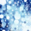 Winter Background — 图库照片 #10686667