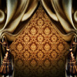 Curtains — Stock Photo #10687017