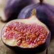 Figs Fruits close-up - Foto de Stock  