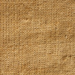 Texture of sack. Burlap background — Stockfoto