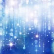 Christmas Abstract Background. Winter Holidays illustration — Stock Photo