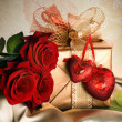Gift - Stockfoto
