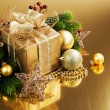 Christmas Gifts — Stockfoto #10687369