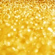 Christmas Glittering background.Holiday Gold abstract texture.Bo — Photo