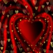 Valentine Background - Stockfoto