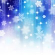 Beautiful Winter Background — Stock Photo