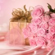 Wedding or Valentine Gift - Stock Photo
