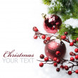 Christmas Border Design — Stock Photo #10689036