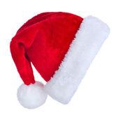 圣诞老人帽子 — 图库照片