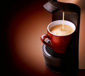 Ekspres do kawy — Zdjęcie stockowe